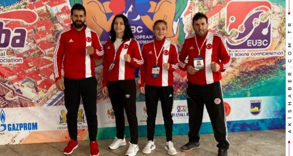 Ordulu Sporcular Karadağ'ı Salladı
