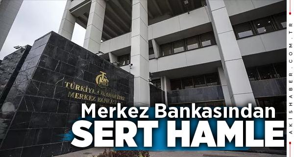 Merkez Bankası'nın Faiz Kararı Piyasaları Salladı