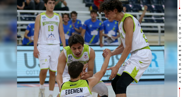 Merkezefendi Basket İlk Maçta Fark Attı