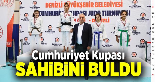 Büyükşehir Judo Turnuvasına 158 Sporcu Katıldı