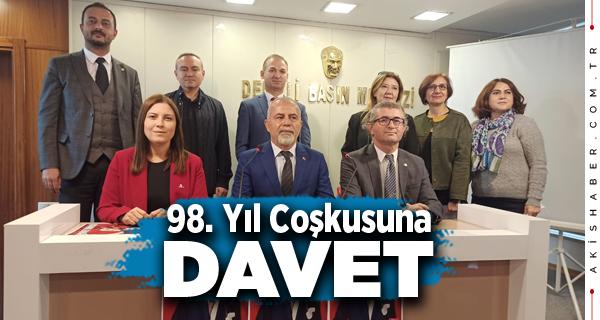 DDP'den Cumhuriyet Bayramı Daveti