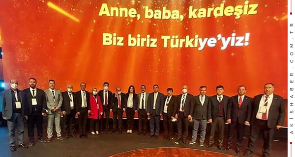 İYİ Parti Denizli İl Başkanı ve Yönetimi İYİ Parti'nin Kutlamalarına Katıldı