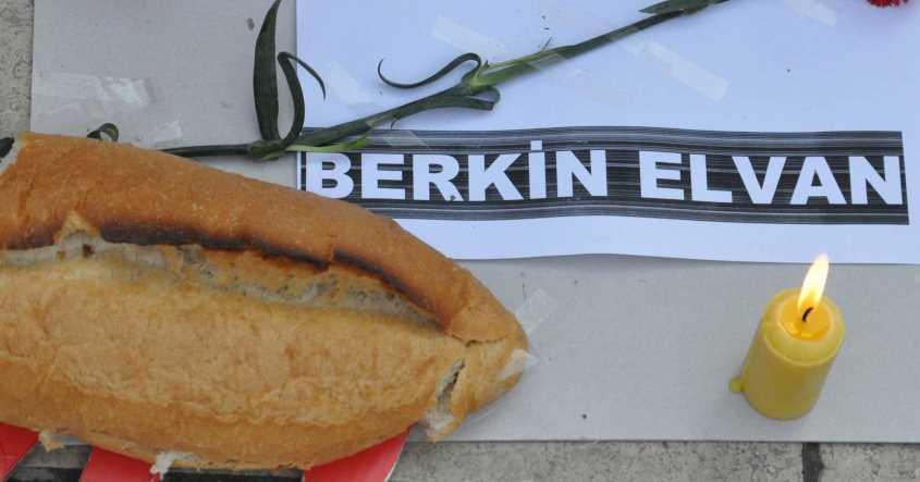 Denizli'de 65 Üniversiteliye Berkin Elvan Davası