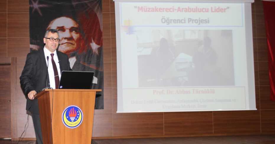 Denizli'de Hedef Müzakereci, Lider Öğrenciler Yetiştirmek