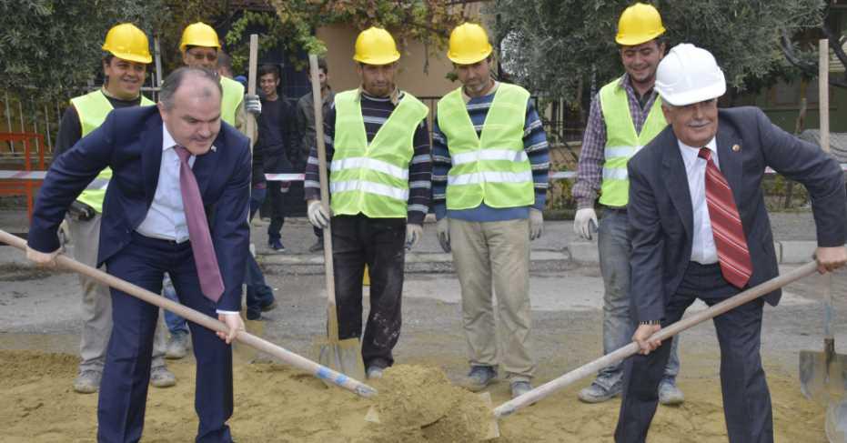 2015 Yılı Pamukkale Belediyesi İçin Yatırım Yılı Olacak