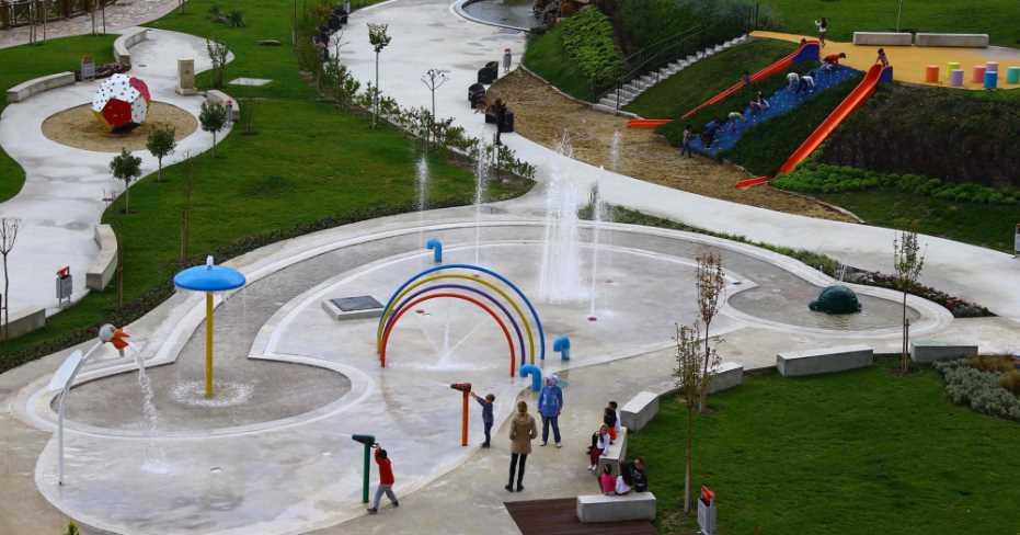 Vadi Parkı Mahallenin Çehresini Değiştirdi