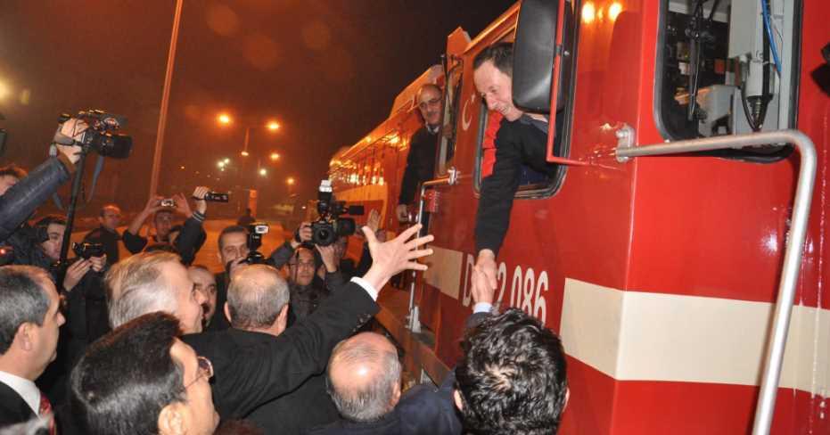 Pamukkale Ekspresi, 7 Yıl Sonra Yola Çıktı!