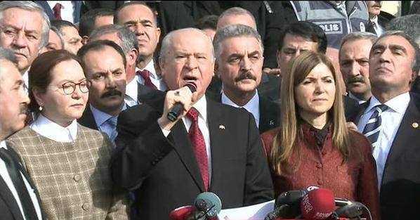 Tunceli'de de Seyit Rıza'ya Terörist Dedi!