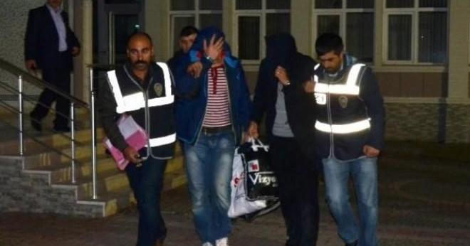 Sarayköy'den kaçtı Çivril'de Yakalandı!
