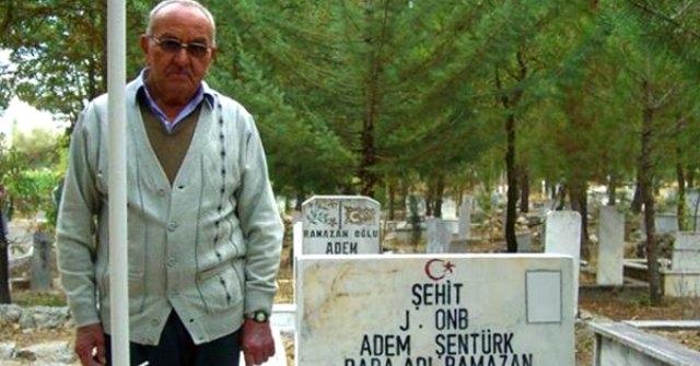Şehit Oğlunun Mezarı Ziyaretten Dönüşte Kazada Öldü