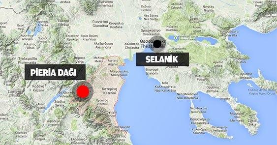 Yunanistan'da 12 Türk turist kayboldu