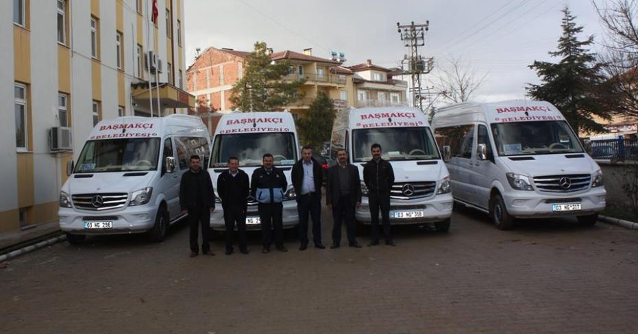 Gönüllü,6 Adet Toplu Taşıma Aracı Aldı