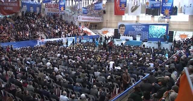 AKP Denizli 5. Olağan Kongresi Yapıldı