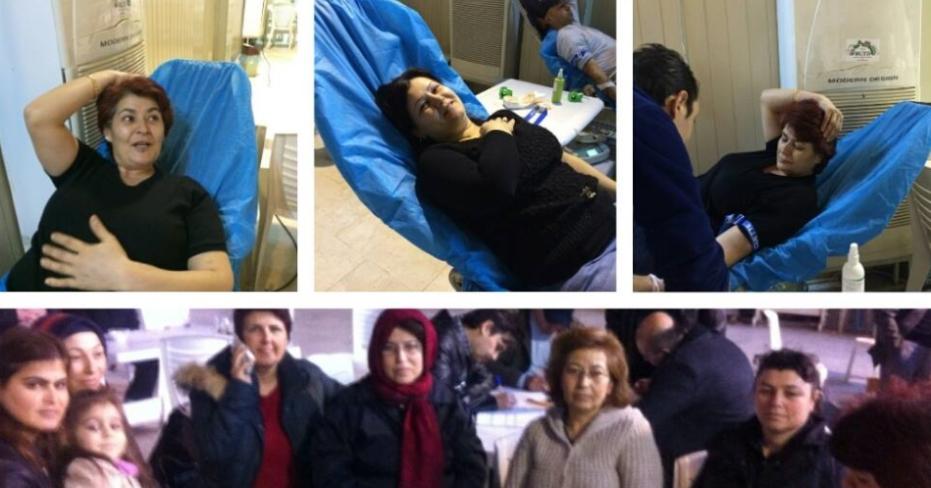 Buldan MHP İlçe Teşkilatından Kan Bağışı Kampanyası