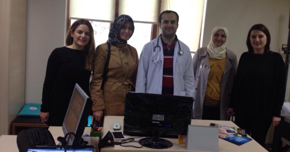 DEKSAD'dan Onkoloji Çalışanlarına Ziyaret