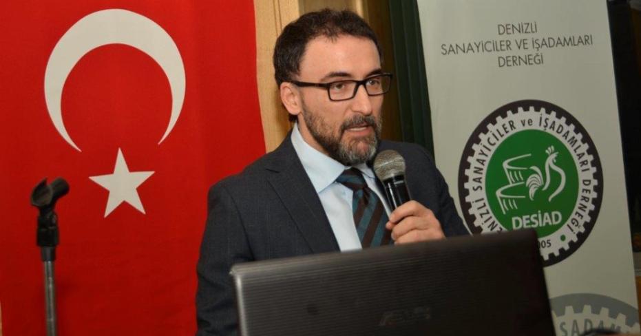 DESİAD'ta Ahmet Yavuzçehre güven tazeledi