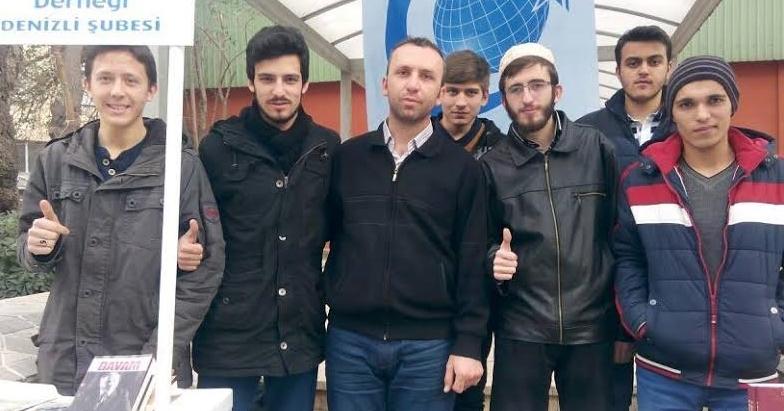 Anadolu Gençlik'ten Kitap Gazete Oku Kampanyası