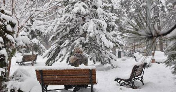 Dikkat!...Denizli'ye Kar Tekrar Geliyor
