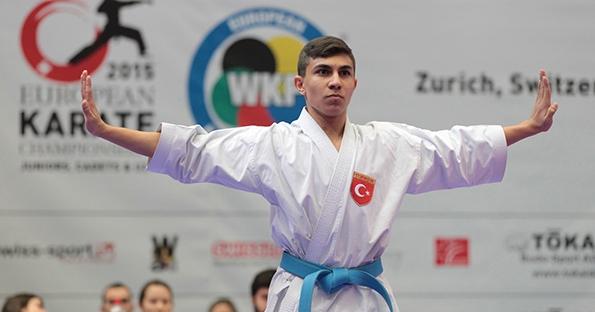 Denizlili Özdemir Avrupa Şampiyonu