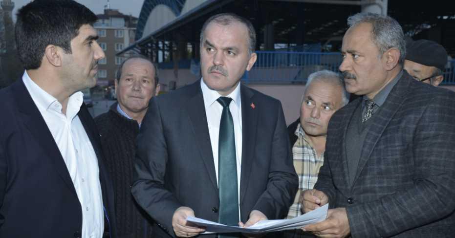 Pamukkale Belediyesi'nden Fatih'e Otopark