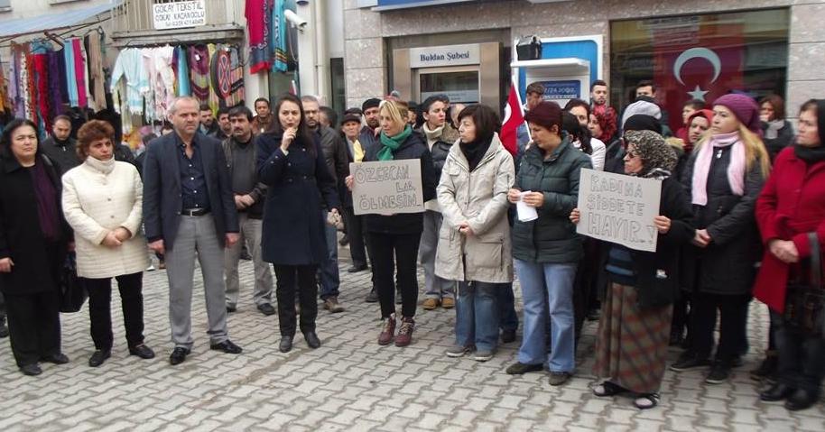Buldan'lı MHP'li Kadınlardan Özgecan Cinayetine Öfke