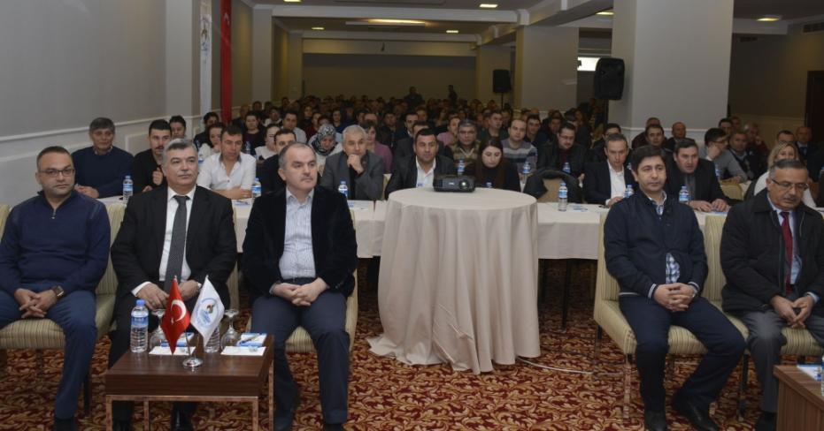Pamukkale Belediyesinden Hizmetiçi Eğitim Atağı