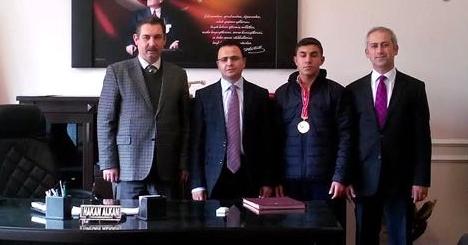Avrupa Karate Şampiyonu Serinhisar'dan