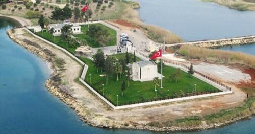 Süleyman Şah'ın Naaşı Türkiye'ye Getirildi
