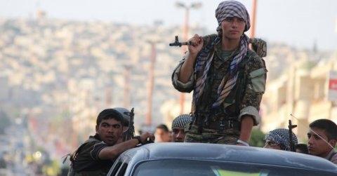 Suriye Yönetimi YPG'yi Resmen Tanıdı