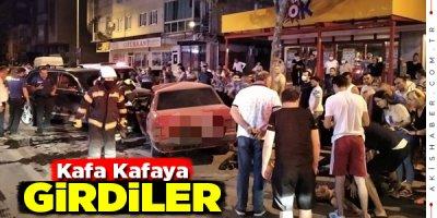 Denizli'de Feci Kazada 3 Yaralı