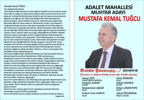 Mustafa Kemal TUGCU