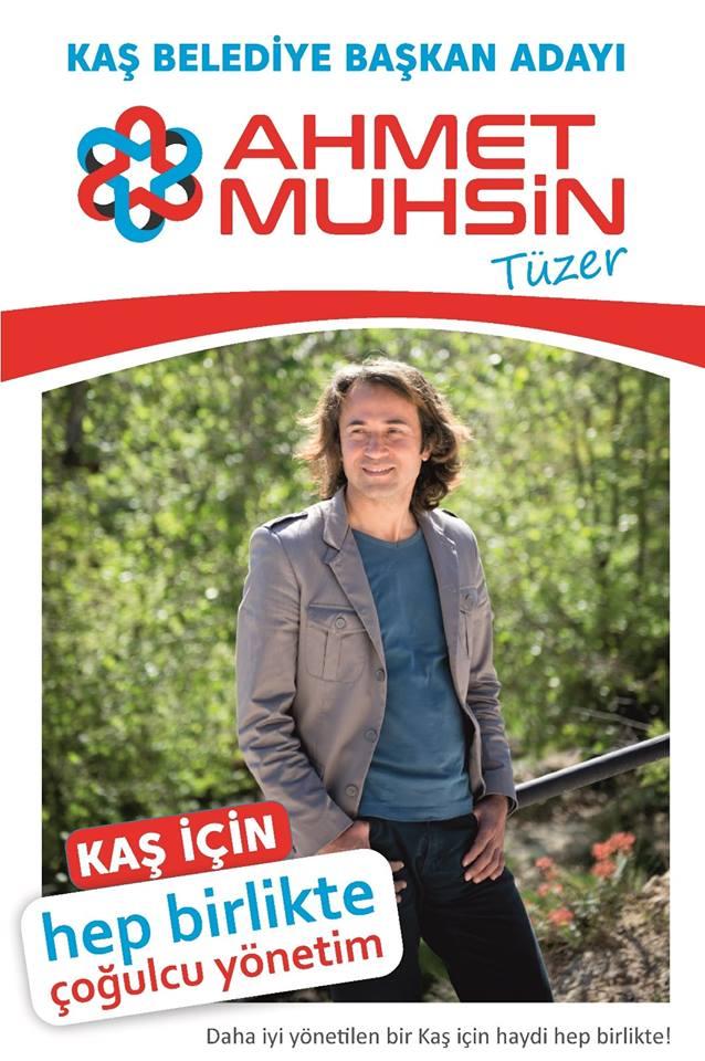 Ahmet Muhsin Tüzer