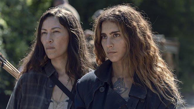 The Walking Dead 9. sezon 13. bölüm izle