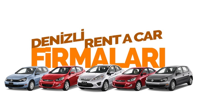 Denizli Rent A Car Firmaları